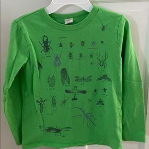 J.Crew bug shirt